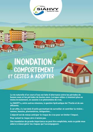 Guide : que faire en cas d'innondation ?